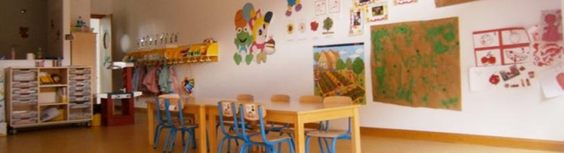 La escuela infantil de Camponaraya abre el plazo de inscripción 2